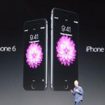 iPhone6がついに発表。発売日は9月19日!